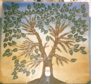 Our Family Tree from Lebanon, early 1900's. The third branch up on the right represents the first generation seen below.