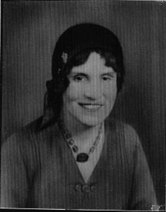 Mama circa 1930