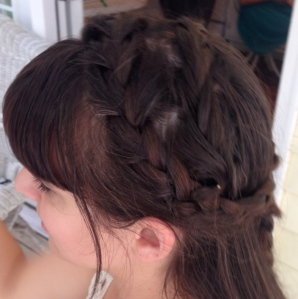 Rachel Wedding Braid