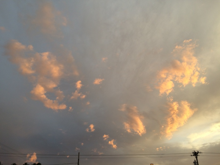 and this sky.